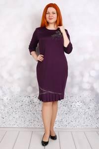 Платье короткое нарядное Ц5975