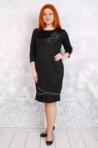Платье короткое нарядное Ц5976