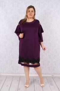 Платье короткое нарядное Ц5979