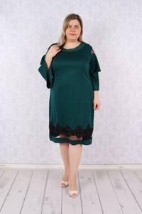 Платье короткое нарядное Ц5980