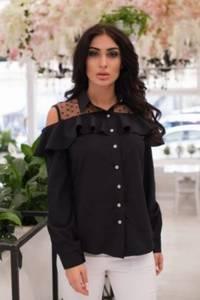 Рубашка с длинным рукавом Ч1078