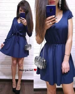 Платье короткое летнее Ч4042