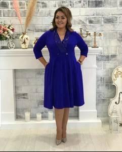 Платье короткое нарядное Ш8983