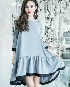 Платье короткое современное А39112