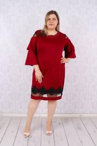 Платье короткое нарядное Ц5982