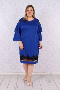 Платье короткое нарядное Ц5983