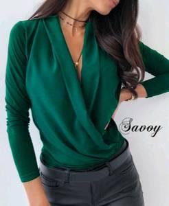 Блуза с длинным рукавом Я4836