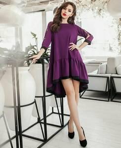 Платье короткое современное А39113