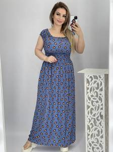 Платье длинное нарядное А42346