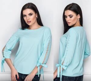 Блуза нарядная Х8646