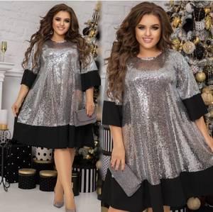 Платье короткое нарядное А59434