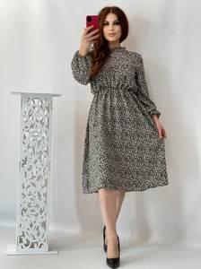 Платье короткое современное А47594