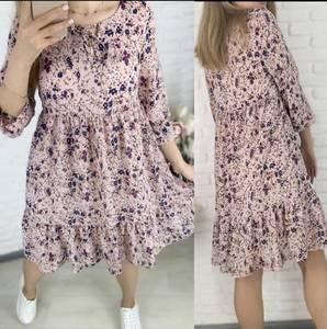 Платье короткое современное А47596
