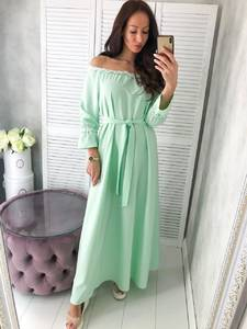 Платье длинное нарядное Ц4992
