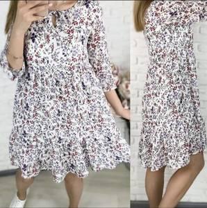 Платье короткое современное А47597