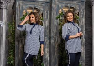 Блуза нарядная Х8661