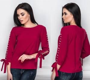 Блуза нарядная Х8647