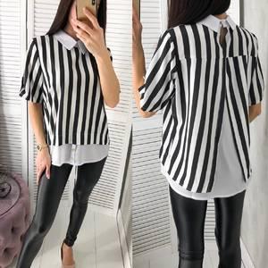 Блуза нарядная Ц4977