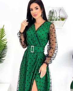 Платье короткое современное А57473