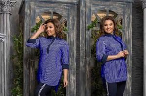 Блуза нарядная Х8663