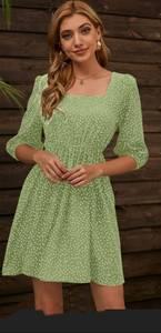 Платье короткое современное А47603