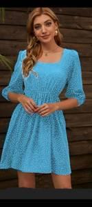 Платье короткое современное А47604