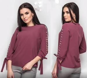 Блуза нарядная Х8648