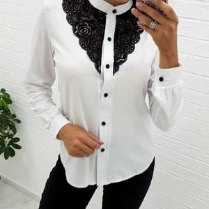 Рубашка с длинным рукавом Ш7097