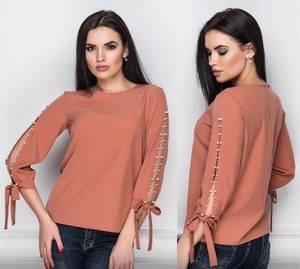 Блуза нарядная Х8649