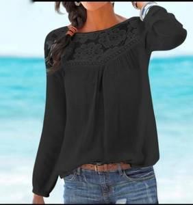 Блуза с длинным рукавом Я3882