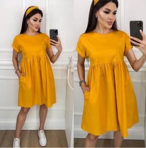 Платье короткое современное А47585