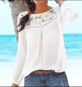 Блуза с длинным рукавом Я3883