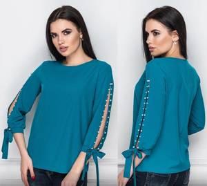 Блуза нарядная Х8650