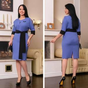 Платье короткое нарядное современное Х8653