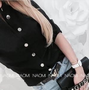 Рубашка однотонная А53961