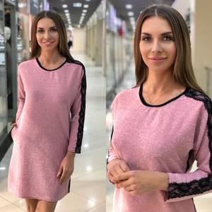 Платье нарядное короткое Ш9109