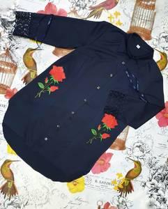 Рубашка однотонная Х7962