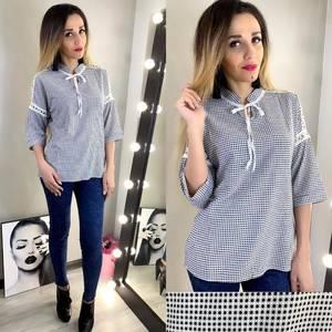 Блуза для офиса Х8074