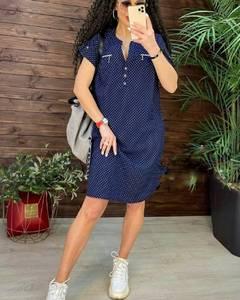 Платье короткое современное А39231
