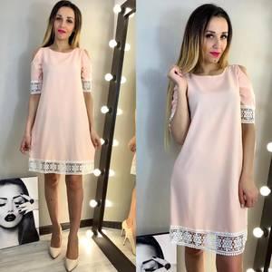 Платье короткое нарядное современное Х8083