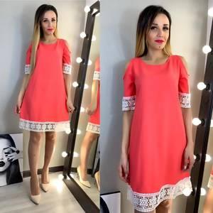 Платье короткое нарядное современное Х8085