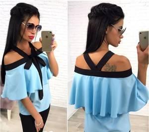 Блуза летняя Х7465