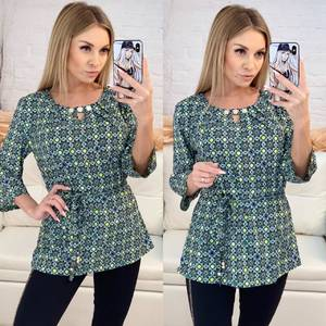Блуза для офиса Х7032