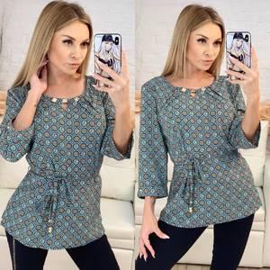 Блуза для офиса Х7033