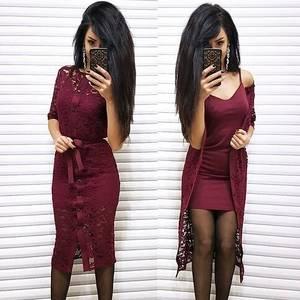 Платье Двойка Х7983