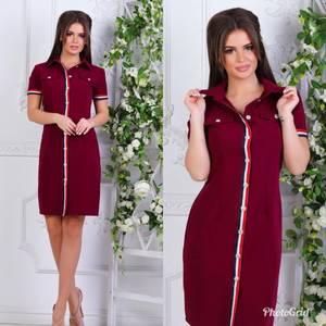Платье короткое летнее Ч3780