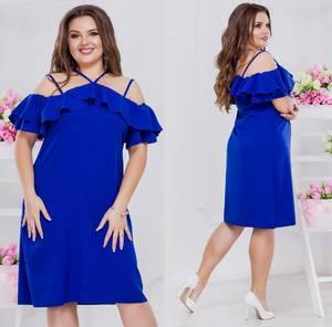 Платье короткое летнее Ч4267