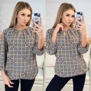 Блуза для офиса Х7036