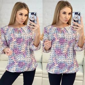 Блуза для офиса Х7037
