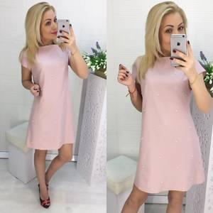 Платье короткое нарядное современное Х8069